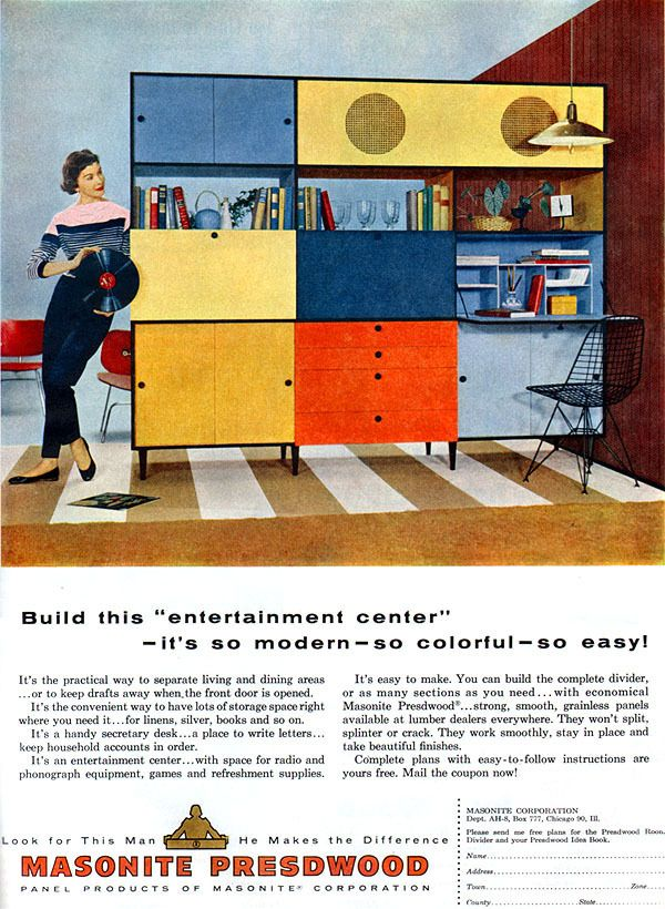 Modern Furniture Ads 410 best mid-century ads images on pinterest | retro kitchens
