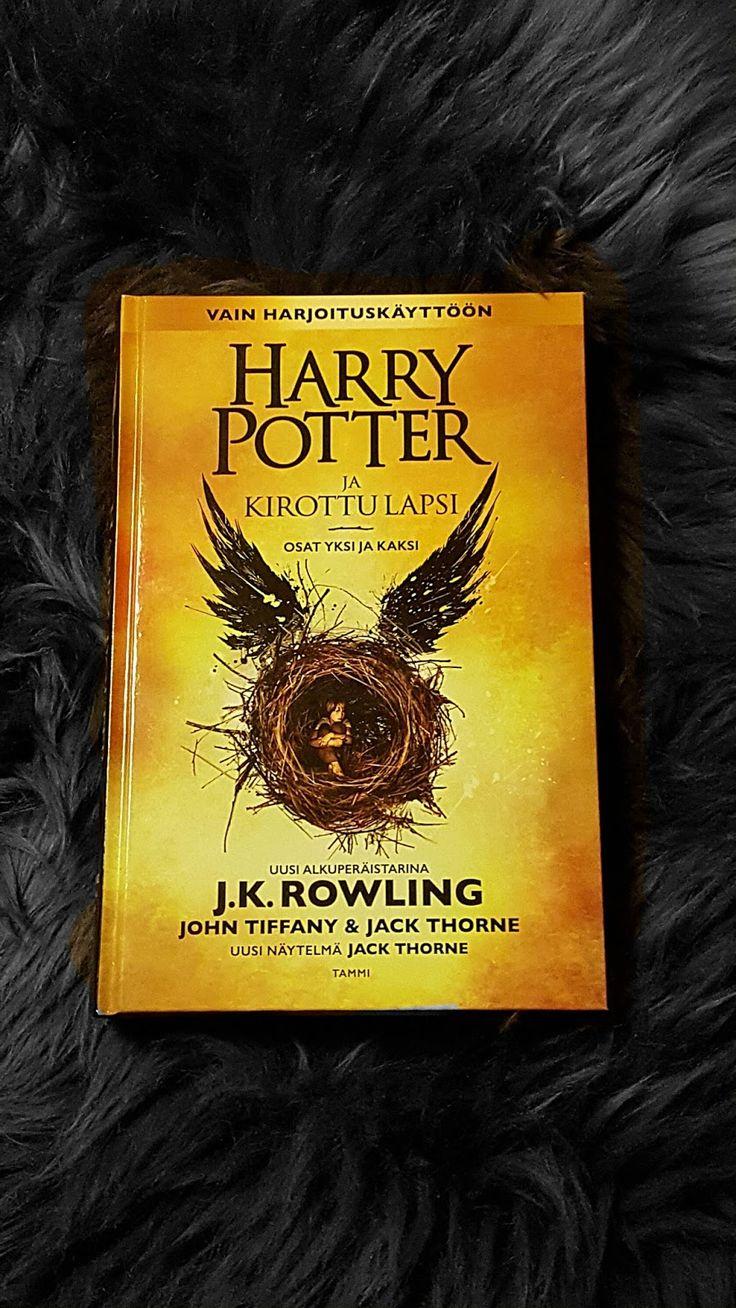 J. K. Rowling: Harry Potter ja kirottu lapsi