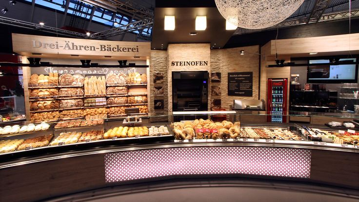 Aichinger: ARTline counter: Product presentation for hot and cold food