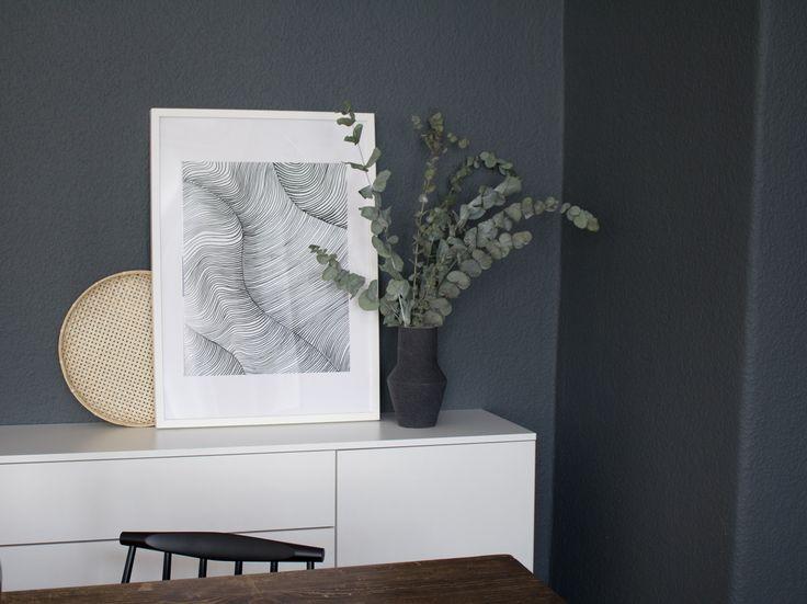 Hellgraue Wand Verschiedenes Interessantes Design Fr Ein Zimmer