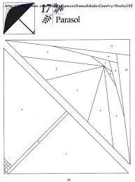 Resultado de imagen de paper piecing