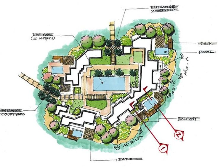 Image Result For Resort Chalets Layout Plan Resort Beach Hotels Layout