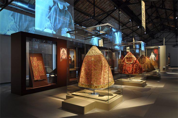 THE TSAR STYLE, Textile Museum, Prato, Italy, Guicciardini&Magni Architetti - studio associato