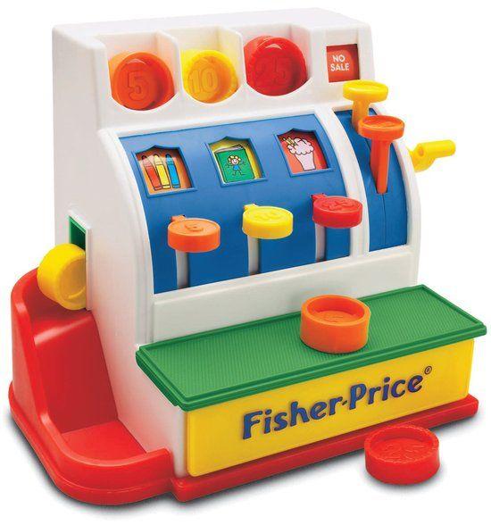 Fisher Price Kassa Fisher Price