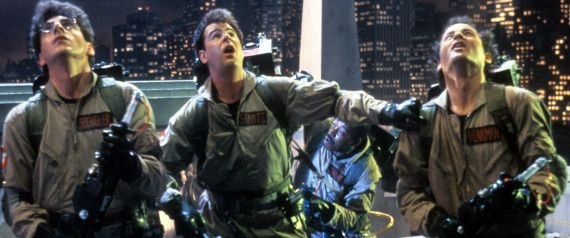 Bill Murray Reveals The Women He'd Choose For 'Ghostbusters 3' :  huffpost entertainment - 9/9/14