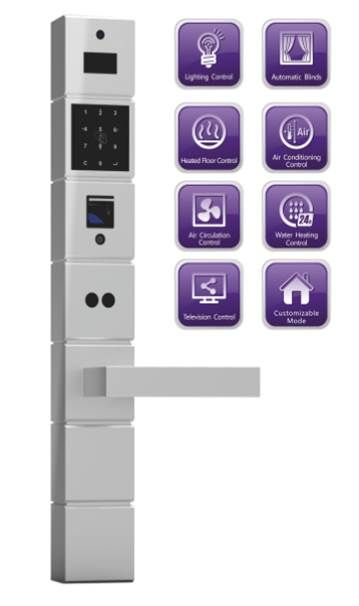 #Innovations for #connectedhome #archie #digiallock