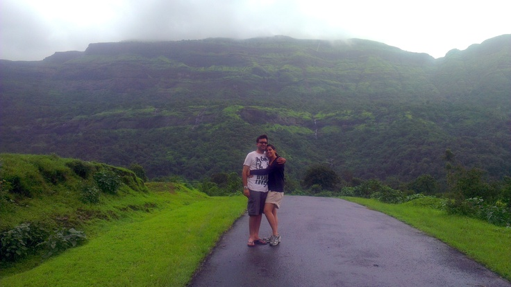 @ Bhandardhara.. a slice of Kerala style greenery closer to Mumbai... its simply amazing.. loved every moment