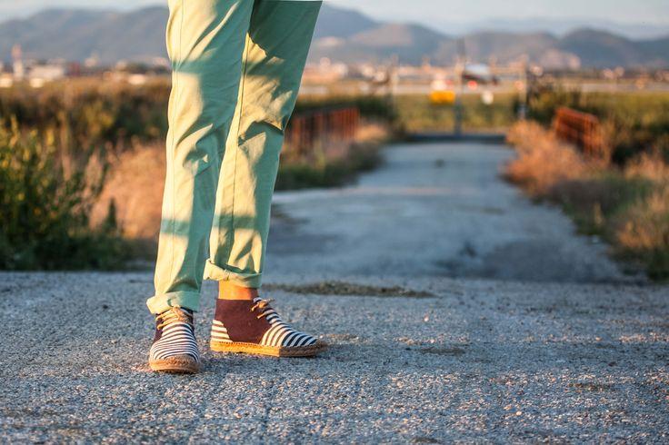 Un viaggio all'insegna dell'avventura, un tuffo al sapore d'estate per un nuovo modo di vivere e indossare la moda estiva. Casimiro Perez Espadrillas www.casimiroperez.it - photos by Gabriele Milani