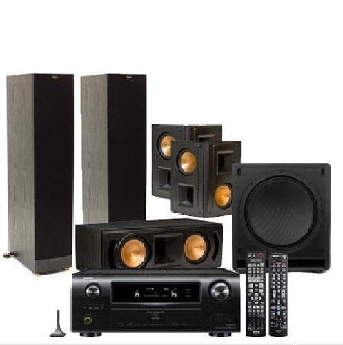 Buy New: $3,999.00: Electronics: Klipsch Speaker Bundle, Denon AVR-4311CI Receiver & Klipsch SW-112 Subwoofer BDL
