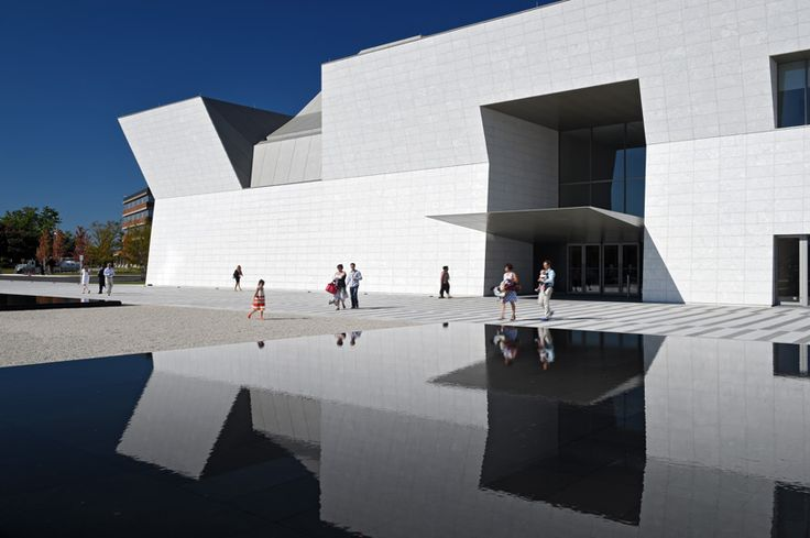 aga khan museum by fumihiko maki showcases muslim heritage in toronto - designboom   architecture