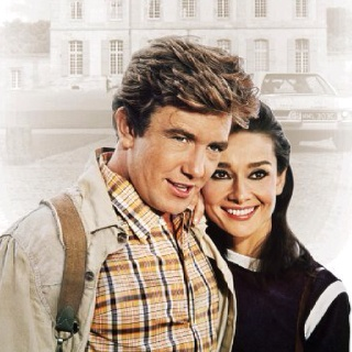 Audrey Hepburn and Albert Finney. Two For The Road. | Tv ...