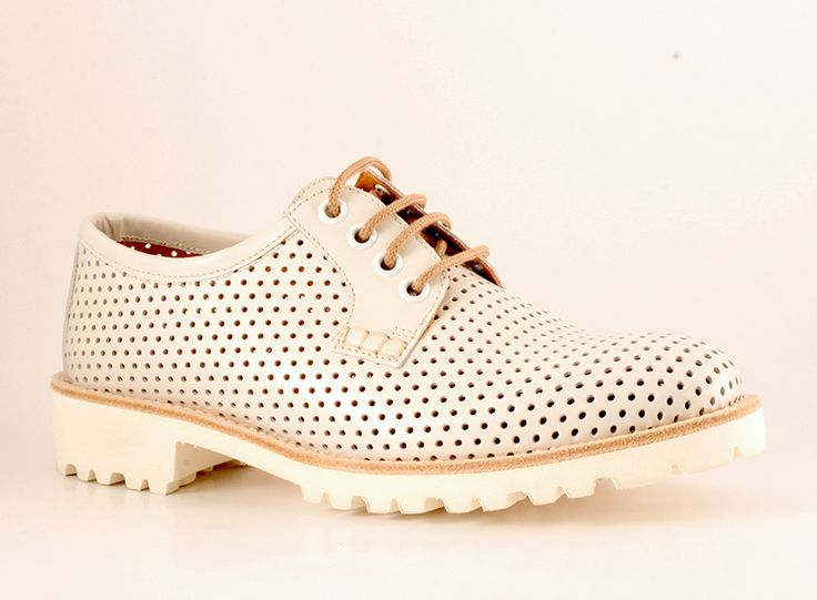 Pierced shoes #shoes #ss15