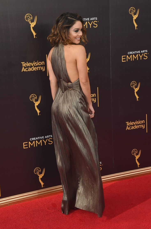 Vanessa Hudgens - Creative Arts Emmy Awards in Los Angeles - 9/11/16