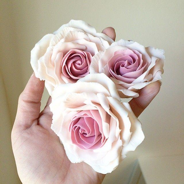 """""""Är ni lediga idag? Inte jag men det gör inget när man får sitta och pyssla med #bröllopstårta  Ha en fin dag! ☀️ Busy preparing decorations for a #weddingcake!  #sockerros #bröllop #wedding #påskbröllop #rosabröllop #rosa #pinkwedding #easterwedding #cake #tårta #cakedecorating"""" Photo taken by @cakemehappy on Instagram, pinned via the InstaPin iOS App! http://www.instapinapp.com (04/03/2015)"""