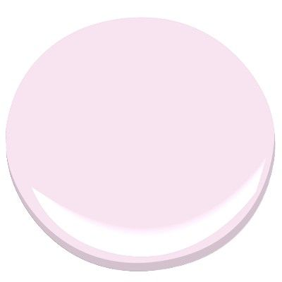 charming pink 2075-70 Paint - Benjamin Moore charming pink Paint Color Details