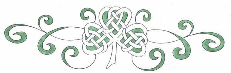 shamrock tattoos | The coolest Celtic Shamrock ARM band you will ever see!!