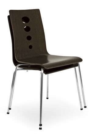 Krzesło LANTANA to niezastąpiony mebel w kawiarni lub małej restauracji.