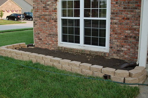 Front Yard Flower Bed Ideas