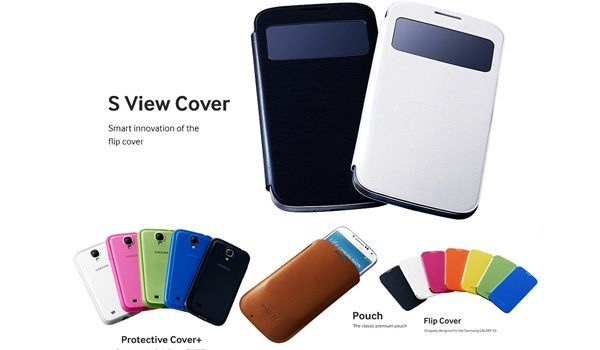 Samsung Galaxy S4 Official Accessories Price List