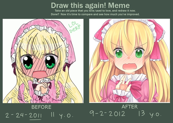 Draw Again Meme by Art Draw