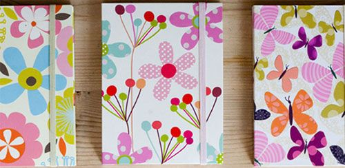 Gorgeous stationery from Liz and Pip, featured on Card and Gift Network.