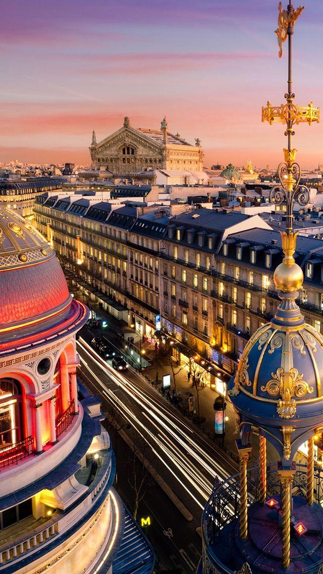 #Paris #France #Opera Grand Opera Paris