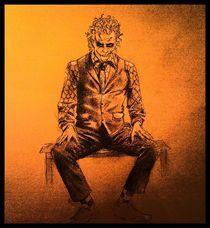 #joker #batman #comic #art aribn - Bilder und Kunst von aribn - ARTFLAKES.COM