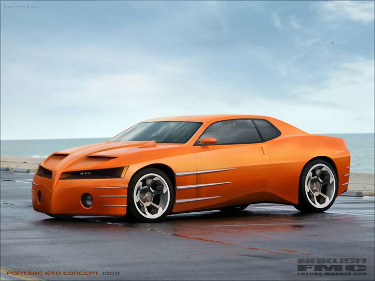 21 best CONCEPT PONTIAC GTO images on Pinterest | Cars, Dream cars ...