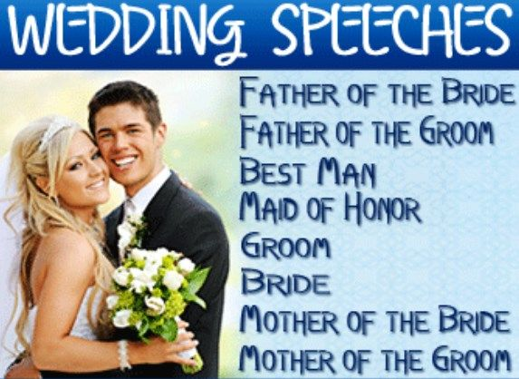 Best 25+ Wedding Speech Examples Ideas Only On Pinterest | Bride