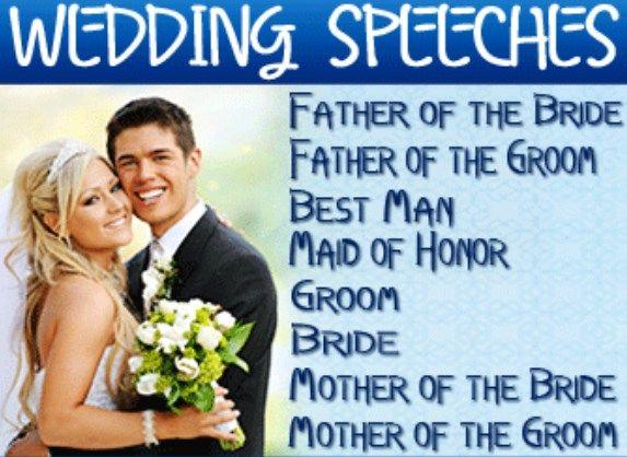 17 Best Ideas About Funny Wedding Speeches On Pinterest