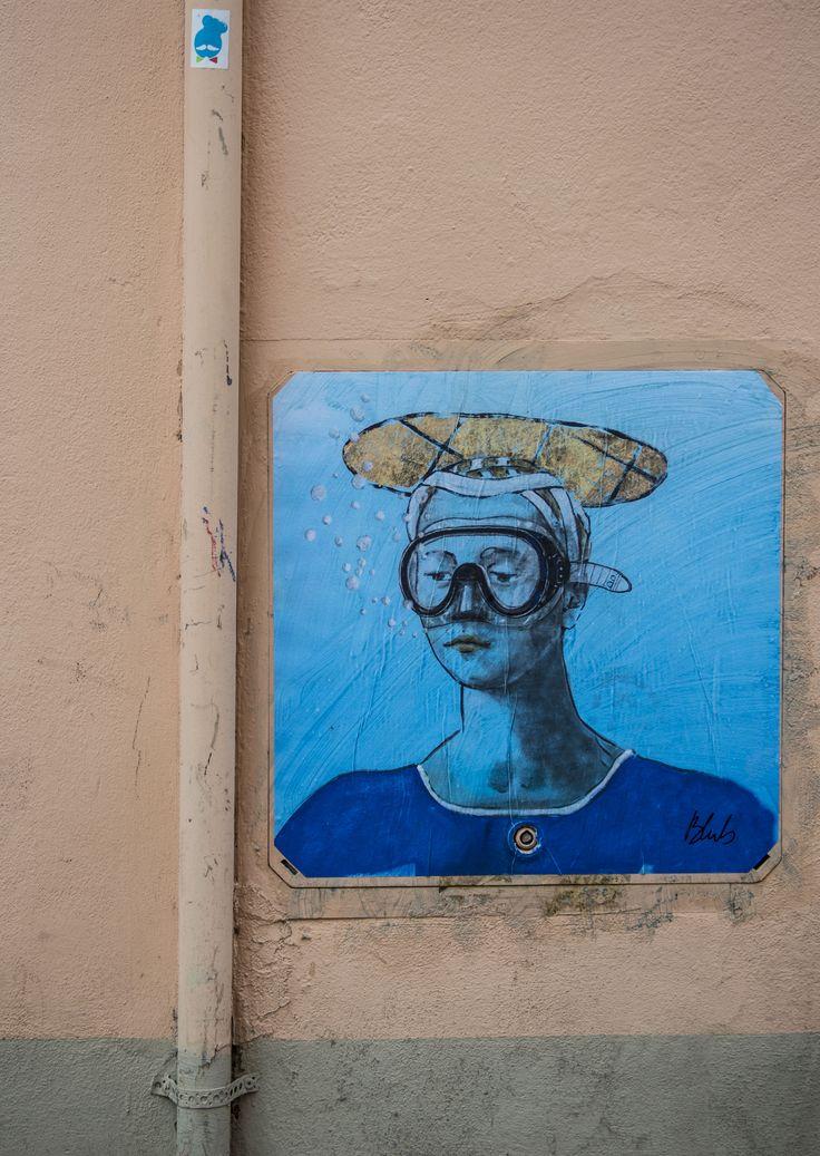 Street Art Pisa - JenPhotography