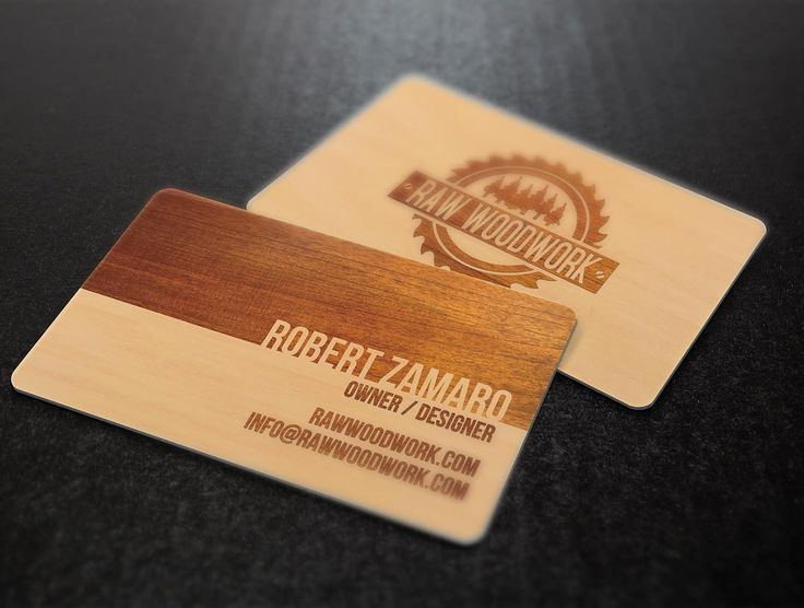 and the new business card is done... #beyourownboss . . . . #businesscard #businesscards #woodwork #woodworking #woodshop #woodgrain #maple #woodburning #rawwoodwork #fiverr #moo #stoked #logo #finewoodworking de rawwoodwork