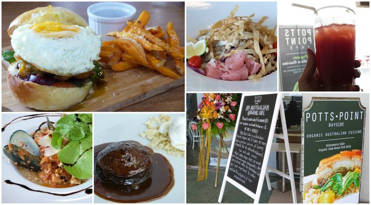 Potts Point Cafe Bayside | Organic and Healthy Aussie Dishes Now at the SM Mall of Asia