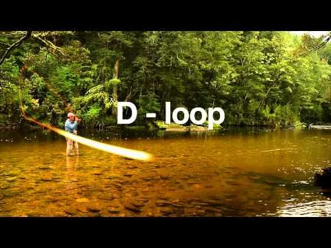 ▶ Fly Casting, The ROLL CAST - YouTube