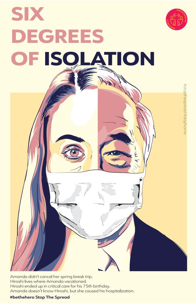 Six Degrees Of Isolation Spring Break Trips Isolation Spring Break