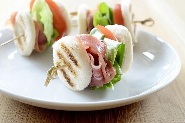 Mini BLTs—Cute Party Food