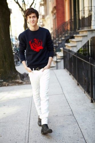 1 Guy, 4 Looks: See Nat Wolffs Hollywood-Meets-Big Apple Style #Refinery29