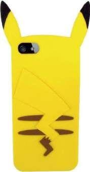 EatMyCase Schutzhüllen Verkäufer Pokemon Pikachu gelb 3D Cartoon Schutzhülle für iPhone 5/5S