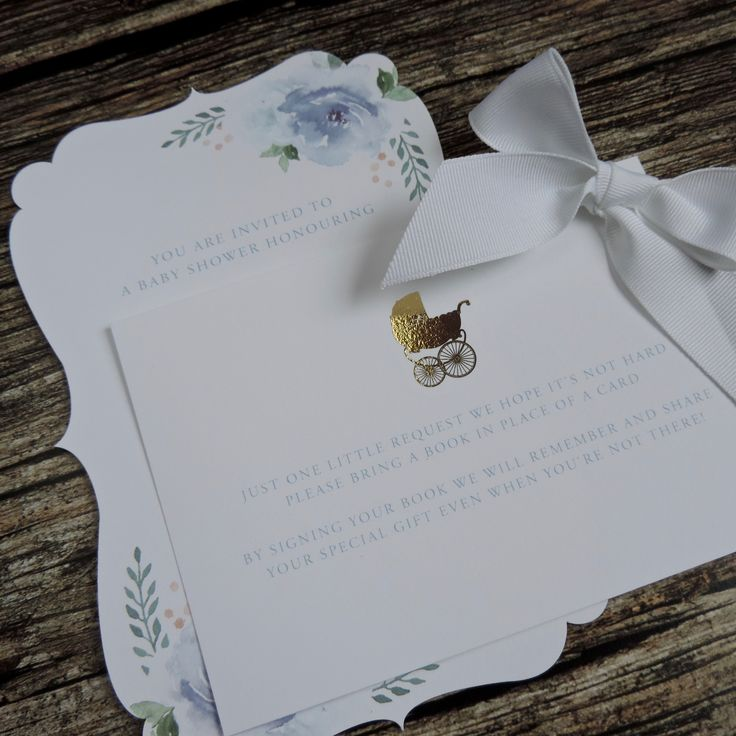 boy baby shower invitations australia%0A Stunning Baby shower invitation  Maybe for wedding  Or Christening too   Invite  From