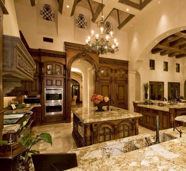 Luxury Home Kitchens: 15 Best Tuscan Kitchen Images On Pinterest