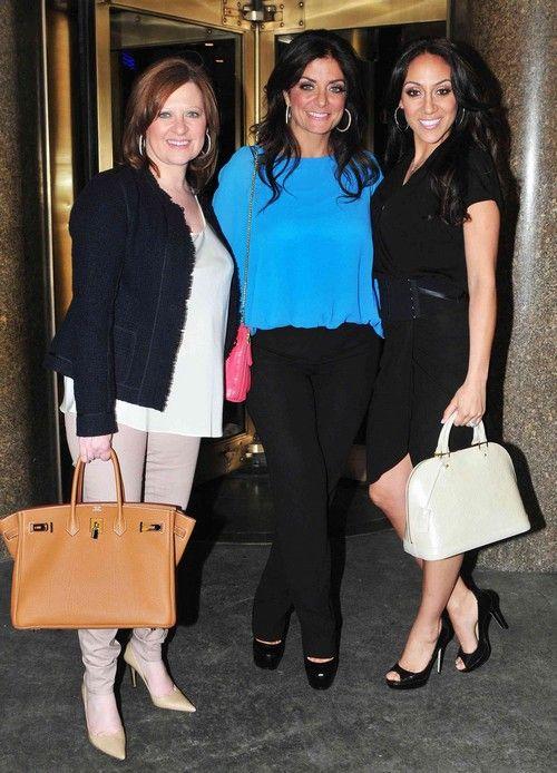 Caroline Manzo, Kathy Wakile, and Melissa Gorga