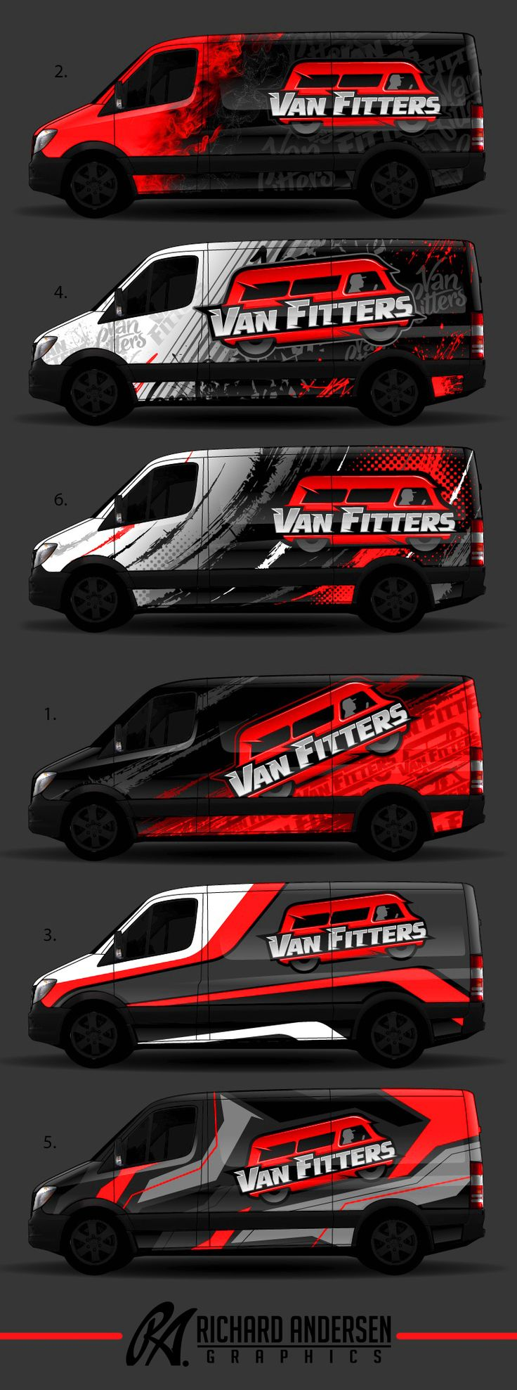Wrap design by Richard Andersen https://ragraphics.carbonmade.com/                                                                                                                                                                                 More