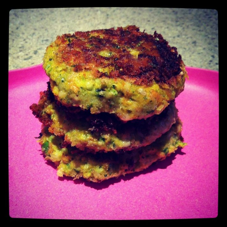 tuna patties ... can leave out the tuna and becomes vege patties