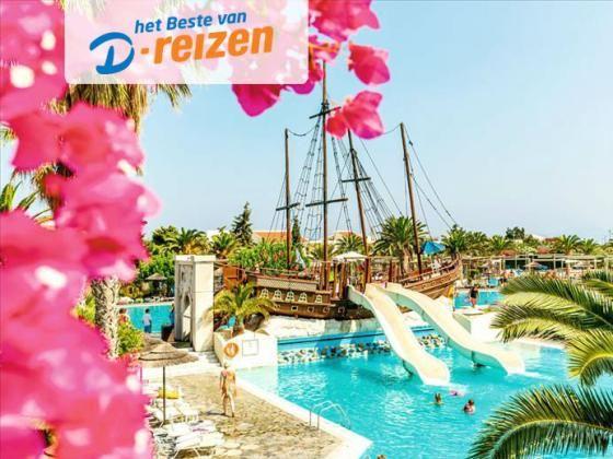 Hotel Kipriotis Village - Griekenland