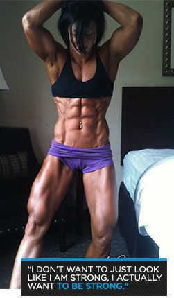 BodySpace Member Of The Month: Dana Linn Bailey - Bodybuilding.com