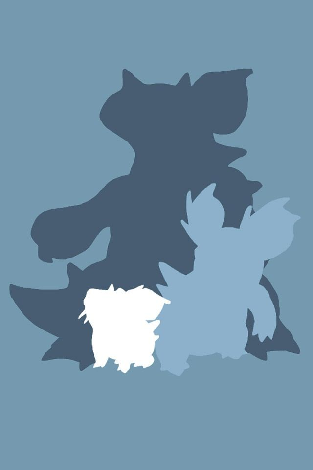 16 best Pokemon images on Pinterest | Evolution, Minimalist poster ...