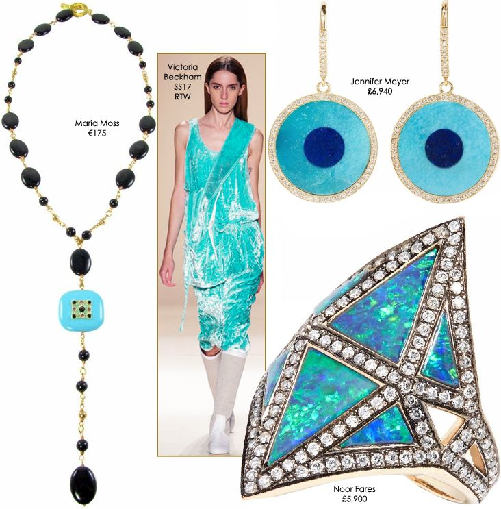 Trend Watch – Turquoise Jewellery «  Fashion Blog