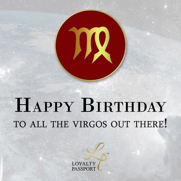 Happy Birthday lovely Virgos! We know you love being organized. Then why is your wallet so cluttered? Get the Loyalty Passport App on your phone now and say goodbye to the messy wallets now!