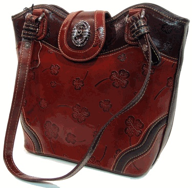 Lucky Leather Purse $59.50.