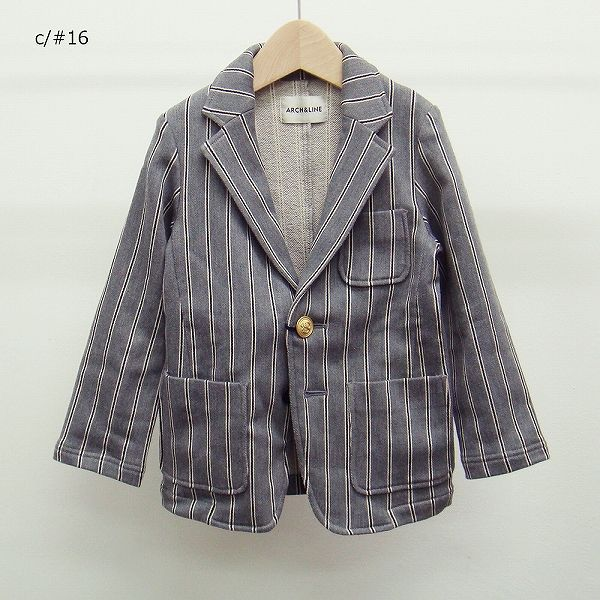 """REGIMENTAL JACKET (AL517201)- 【ARCH&LINE】OFFICIAL WEBSITE 